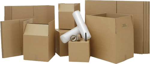 packaging and removal